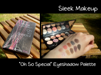 Sleek Makeup Oh So Special Palette