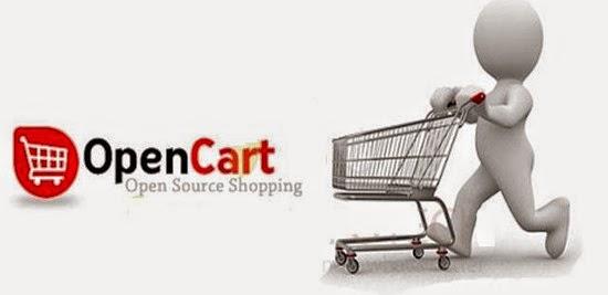إسكربت إنشاء المتاجر الإلكترونية المجانى OpenCart 1.5.6.4