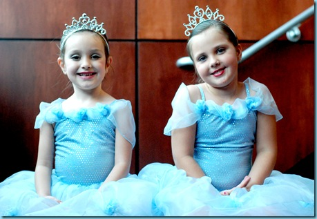 Blakely and Cambry Ballet
