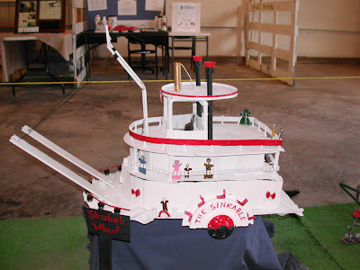 2011 Bucket of Junk winning entry.  Photo courtesy:  Shirley Bohr.