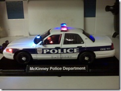 Mckinney PD Model