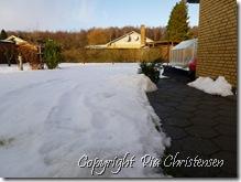 Sne julen 2012