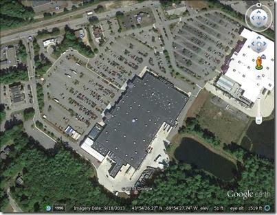 Super WalMart Brunswick