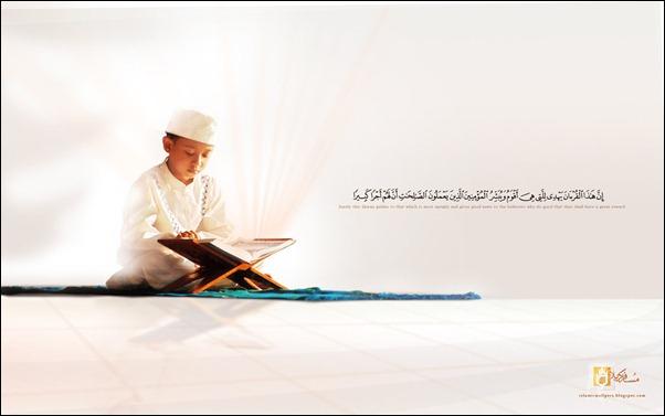 Al-Quran petunjuk buat orang2 yg beriman