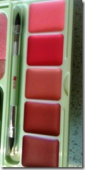 pixi tink lip colours