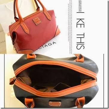 U2051 (Red) 190.000 - PU Leather, 33x23x13, 0.7kg