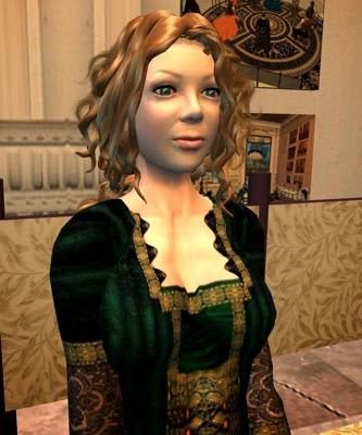 Victorian Fantasy  Black Seal 006