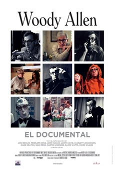 Poster Woody Allen el documental