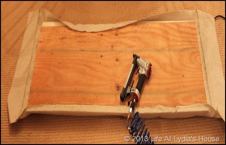 headboard foam 1