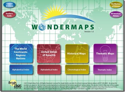 wondermapsstart