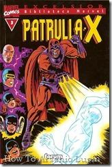 P00003 - Biblioteca Marvel - Patrulla-X #3