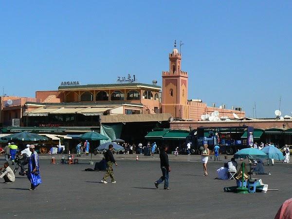 Jema el Fnaa, Maroc