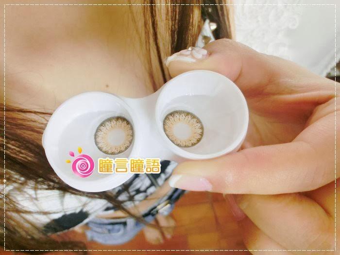韓國GEO隱形眼鏡-GEO Eyes Cream 霜淇淋咖006