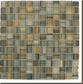 Shop American Olean 12  x 12  Delfino Galaxy Glass Wall Tile at Lowes.com