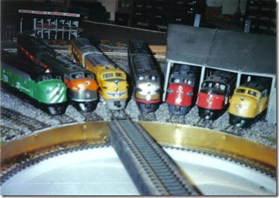 17 My Layout in Spring 2001