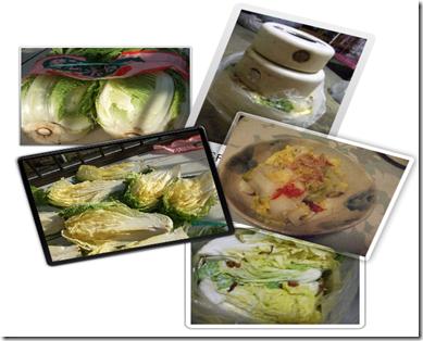 白菜漬物 11 29 2012