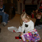 Christmas with Elliott's and Waldron's - 2009