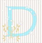 D icon winter