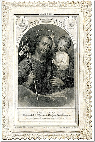 french saint joseph photo