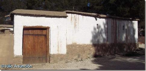 La Bastida de les Alcusses - Casa ibera - reproducción