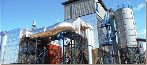 Centrale di biomasse a Dittaino
