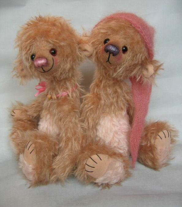 Cute Teddy Bears: Wish I had one :)