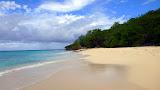 Walking Along The Shore At Buck Island - St. Croix, USVI
