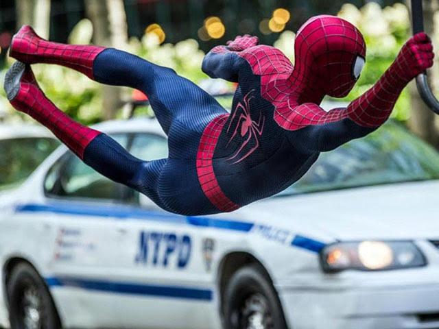 Öt fantasztikus kép A csodálatos pókember 2-ből 05