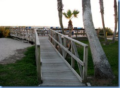 6770 Texas, South Padre Island - KOA Kampground sunset deck