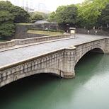 hibiya bridge in Tokyo, Tokyo, Japan
