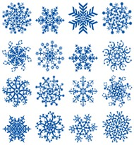 stock-illustration-967799-snowflakes-vector
