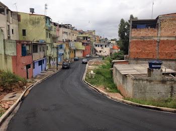 Prefeitura revitaliza Vila Feliz e transforma a vida dos moradores