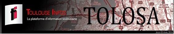 Lògo ToulouseInfos en occitan
