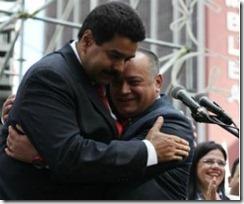 Maduro e Cabello - Correo del Orinoco.Jan. 2013
