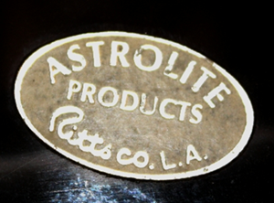 Astrolite label
