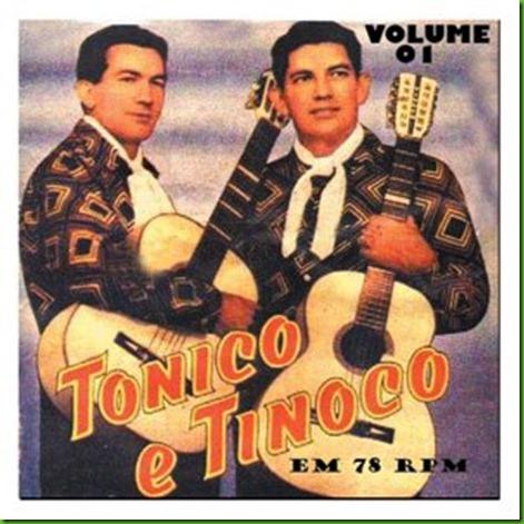 Tonico e Tinoco - 78 rpm
