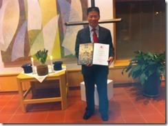 Pro Fid Award 2012