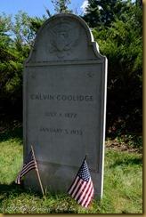 President Calvin Coolidge's Grave