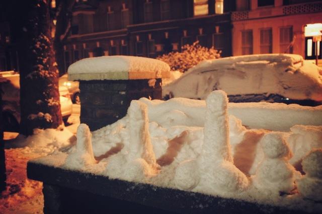 snow willies