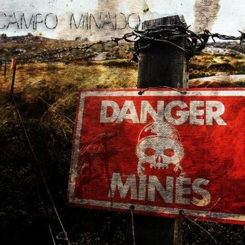 Danger Mines - capa