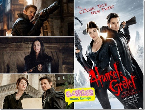 Hansel and Gretel-the Witch Hunter