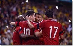 Seleccion-Colombia-uniforme-rojo