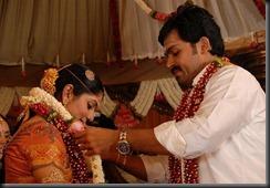 Karthik Ranjini Marriage3