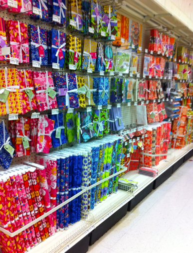 Sew spoiled michael 39 s craft stores are carrying fabrics for Fabric sellers