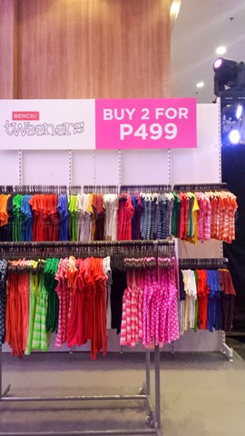 Bench Pink Ribbon Sale 08