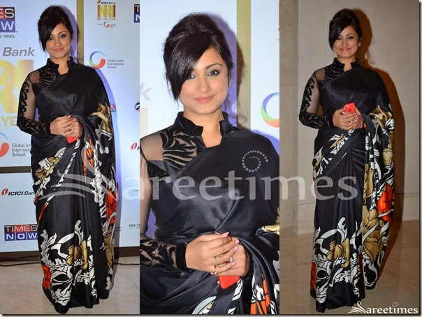 Black_Printed_Saree