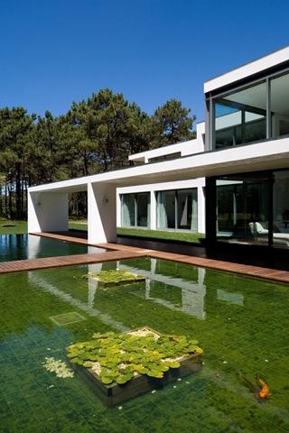 Arquitectura de la casa del lago por frederico - La casa del lago ...