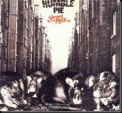 Humble Pie, 1975, Street Rats, front
