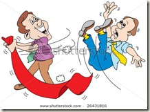 stock-photo-cartoon-art-of-a-man-pulling-the-rug-out-from-under-his-competition-he-really-sends-competition-26431816