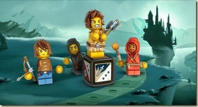 LEGO Heroica